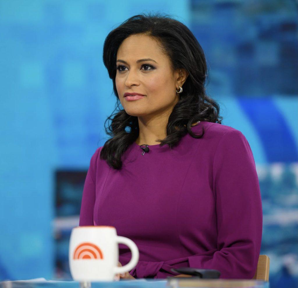 Kristen Welker, White House Correspondent of NBC News