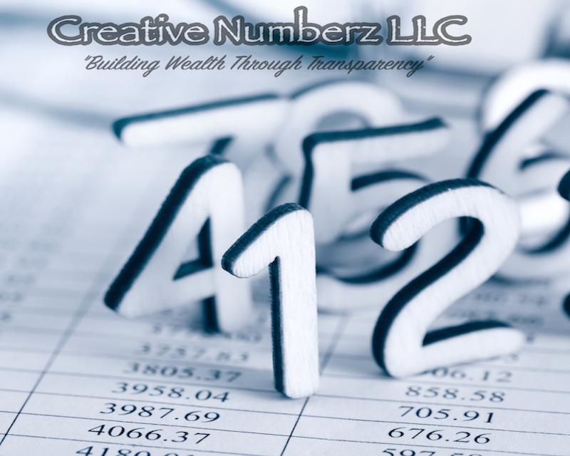 CREATIVE NUMBERZ LLC Logo2